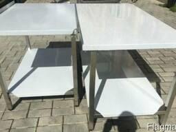 Изготовление оборудование: столы, мойки, стеллажи для профес