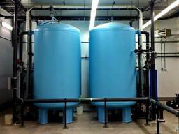 Изготовление оборудования по очистке воды