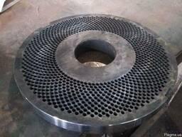 Изготовление плоских матриц больших размеров (300-600мм)