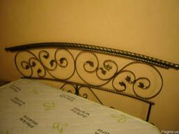 Изготовление под заказ кованых кроватей в Харькове