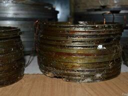 Изготовление поршневых колец, маслосъемных колец, уплотнител