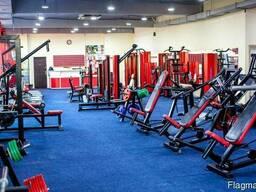 Изготовление Профессиональных Тренажеров SportFIt для зала