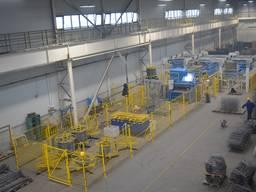Изготовление промышленных станков и оборудования