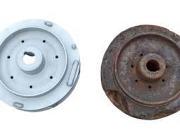 Изготовление рабочего колеса центробежного насоса