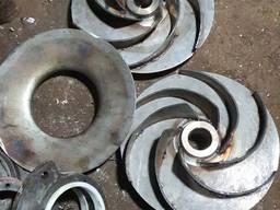 Изготовление рабочих колес