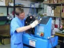 Изготовление, ремонт рукавов высокого давления (РВД)