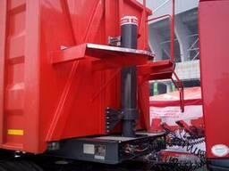 Изготовление самосвальных кузовов - зерновозов , щебневозов