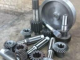 Изготовление шестерен, зубчатых колес под заказ