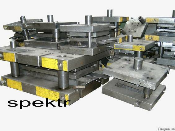 Изготовление штампов листовой штамповки: