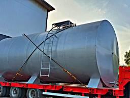 Изготовление стальных резервуаров, лучшая цена в Украине