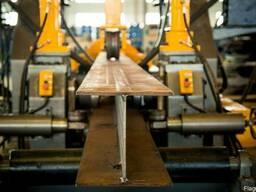 Изготовление сварных двутавровых балок и металлоконструкций