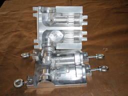 Изготовление тех. оснастки, кокиль, литейной оснастки для машинной и ручной формовки