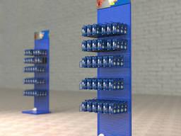 Изготовление торгового оборудования  на заказ