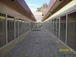 Изготовление торговых павильонов в Днепропетровске