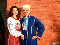 Изготовление украинских костюмов для коллективов