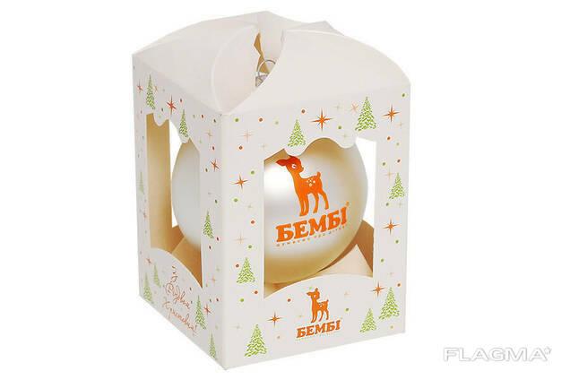 Изготовление упаковки на заказ. Упаковка для новогодних. ..