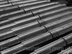 Изготовление валов, длиной до 6м, диаметром до 1250мм