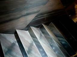 Изготовление входных групп, лестниц и ступеней ручной работы