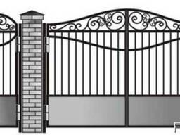 Изготовление ворот,калиток,решеток