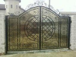 Изготовление ворот под заказ в Харькове