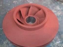 Изготовление запчастей к насосам и компрессорам
