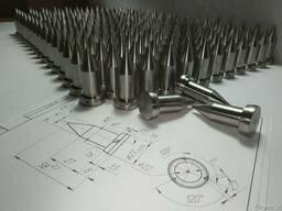 Изготовление запчастей по чертежам заказчика - фото 3