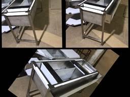Изготовляем мебель из нержавеющей стали