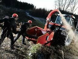 Измельчитель древесины TP 250 PTO