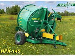 Измельчитель грубых кормов в рулонах ИРК-145 (Беларусь)