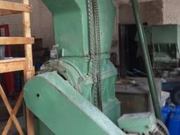 Измельчитель пластмассовых отходов ИПР-450