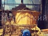 Измельчитель соломы, соломорезка - фото 1
