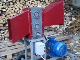 Измельчитель веток РЕ 120, с электродвигателем 11 кВт