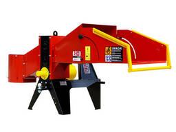 Измельчитель веток Remet R-100 (90 мм, 4 ножа, BOM)