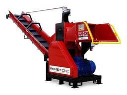 Измельчитель веток Remet RPE-200 (150 мм, 8 ножей, 22 кВт)