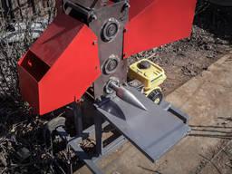Измельчитель веток REZAK РБ 80, до 80-ти мм. Бензиновый