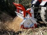 Мульчер лесной, измельчитель деревьев, лесной измельчитель - фото 3