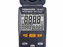 Измеритель концентрации формальдегида в воздухе Tenmars. ..