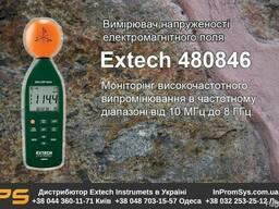 Измеритель напряженности ЭМП, 10МГц-8ГГц Extech 480846