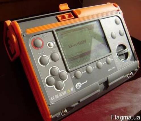 Измеритель параметров электробезопасности Sonel MPI-530