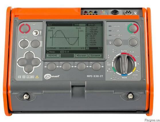 Sonel MPI-530-IT Вимірювач параметрів електробезпеки