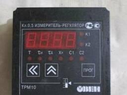 Измеритель-регулятор микропроцессорный ТРМ10