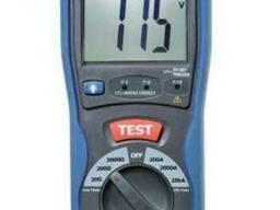 Измеритель сопротивления петли фаза-ноль CEM DT-5301