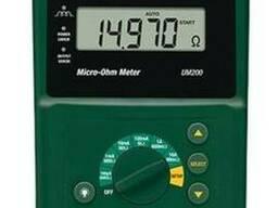 Измеритель сопротивления Портативный Extech UM200