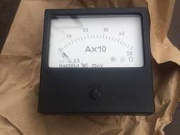 Измерительные головки амперметры МА 0201.1 0-500 А