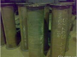 Износостойкие самотечные трубы из Hardox