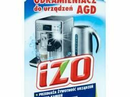 Izo Descaler для побутової техніки 30 гр