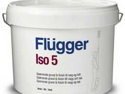 Изолирующая краска-грунт Flugger Iso 5 Primer & Finish