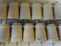 Изоляторы Шф-20, ИО-10-3.75. ИО 1-2.5