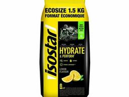 Изотоник Isostar Hydrate & Perform 1,5 кг (лимон)