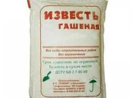 Известь 40 кг 28, 4% активности Лисичанск
